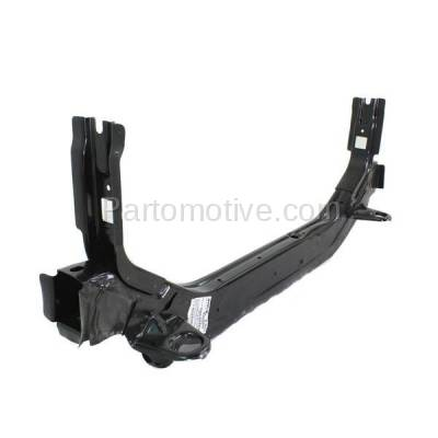 Aftermarket Replacement - RSP-1063 2007-2017 Jeep Compass, Patriot & 2007-2012 Dodge Caliber Front Radiator Support Lower Crossmember Tie Bar Primed Made of Steel - Image 2