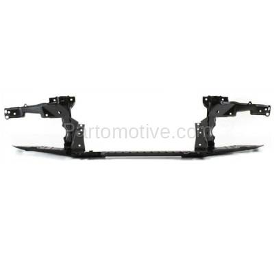 Aftermarket Replacement - RSP-1055 2000-2006 BMW X5 (3.0i, 4.4i, 4.6is, 4.8is) Front Center Radiator Support Core Assembly Upper Tie Bar Panel Primed Made of Steel - Image 1