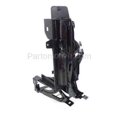 Aftermarket Replacement - RSP-1050R 2011-2016 BMW 5-Series (ActiveHybrid 5/528i/535d/535i/550i/M5 & xDrive) Front Radiator Support Outer Bracket Panel Primed Steel Right Passenger Side - Image 2