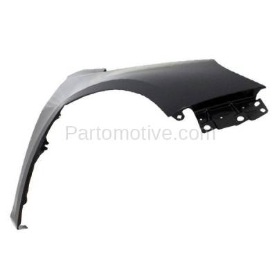 Aftermarket Replacement - FDR-1460R 2013-2015 Chevrolet Malibu & 2016 Malibu Limited (2.0 & 2.4 & 2.5 Liter Engine) Front Fender Quarter Panel Primed Steel Right Passenger Side - Image 2
