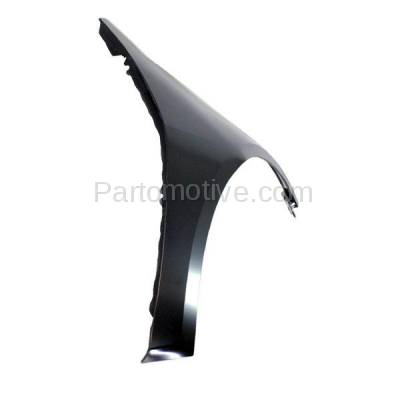 Aftermarket Replacement - FDR-1460R 2013-2015 Chevrolet Malibu & 2016 Malibu Limited (2.0 & 2.4 & 2.5 Liter Engine) Front Fender Quarter Panel Primed Steel Right Passenger Side - Image 3