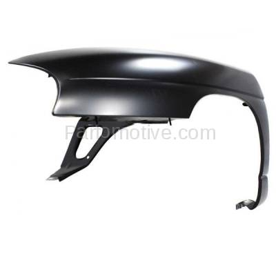 Aftermarket Replacement - FDR-1448L 1995-1999 Chevrolet Monte Carlo & 1995-2001 Lumina (3.1L & 3.4L & 3.8L V6 Engine) Front Fender Quarter Panel Steel Left Driver Side - Image 2