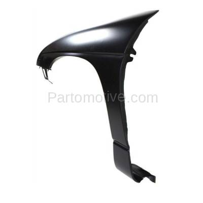 Aftermarket Replacement - FDR-1448L 1995-1999 Chevrolet Monte Carlo & 1995-2001 Lumina (3.1L & 3.4L & 3.8L V6 Engine) Front Fender Quarter Panel Steel Left Driver Side - Image 3