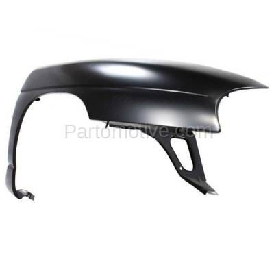 Aftermarket Replacement - FDR-1448R 1995-1999 Chevrolet Monte Carlo & 1995-2001 Lumina (3.1L & 3.4L & 3.8L V6 Engine) Front Fender Quarter Panel Steel Right Passenger Side - Image 2