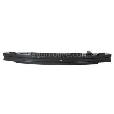 Aftermarket Replacement - BRF-1274F 2008-2014 Cadillac CTS (Models with Tow Hook) Front Bumper Impact Face Bar Crossmember Reinforcement Beam Primed Steel - Image 1