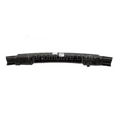Aftermarket Replacement - BRF-1274F 2008-2014 Cadillac CTS (Models with Tow Hook) Front Bumper Impact Face Bar Crossmember Reinforcement Beam Primed Steel - Image 2