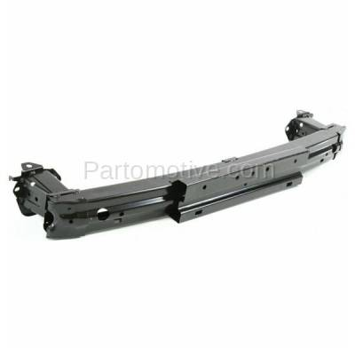 Aftermarket Replacement - BRF-1376F 2008-2012 Honda Accord (Coupe & Sedan) (USA & Japan Built) Front Bumper Impact Face Bar Crossmember Reinforcement Steel - Image 2