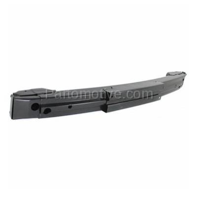 Aftermarket Replacement - BRF-1402R 2002-2005 Honda Civic Si & SiR (Hatchback 2-Door) 2.0L Rear Bumper Impact Face Bar Cross Member Reinforcement Made of Steel - Image 2