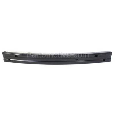Aftermarket Replacement - BRF-1121R 2001-2006 Chrysler Sebring & Dodge Stratus (Sedan 4-Door) Rear Bumper Impact Face Bar Crossmember Reinforcement Primed Steel - Image 1