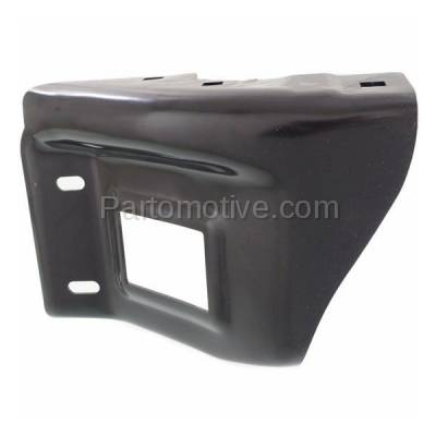 Aftermarket Replacement - BBK-1069R 2002-2008 Dodge Ram 1500 Pickup Truck & 2003-2009 Ram 2500/3500 Rear Bumper Retainer Mounting Brace Bracket Right Passenger Side - Image 2