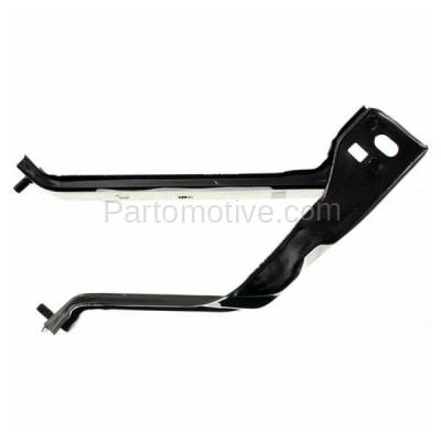 Aftermarket Replacement - BBK-1668L 1995-2004 Toyota Tacoma Pickup Truck Front Bumper Face Bar Apron Retainer Mounting Brace Bracket Made of Steel Left Driver Side - Image 3