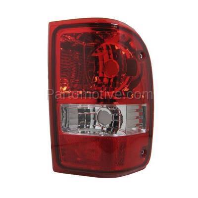 Aftermarket Auto Parts - TLT-1219RC CAPA 06-11 Ranger Truck Taillight Taillamp Rear Brake Light Lamp Passenger Side - Image 1