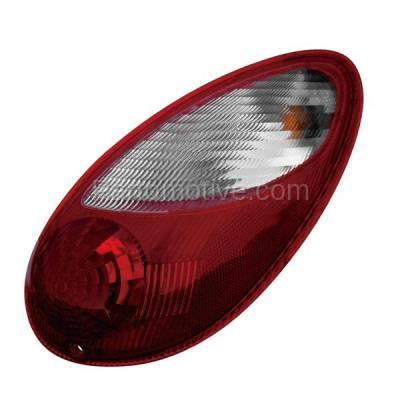Aftermarket Auto Parts - TLT-1291RC CAPA 06-10 PT Cruiser Taillight Taillamp Rear Brake Light Lamp Passenger Side R - Image 1