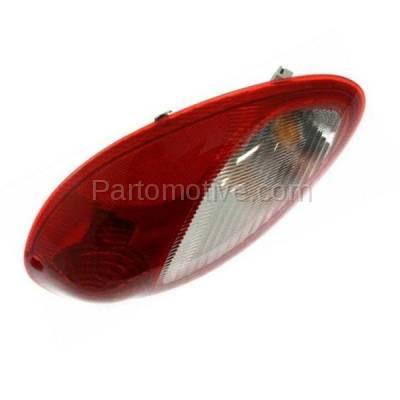 Aftermarket Auto Parts - TLT-1291RC CAPA 06-10 PT Cruiser Taillight Taillamp Rear Brake Light Lamp Passenger Side R - Image 2