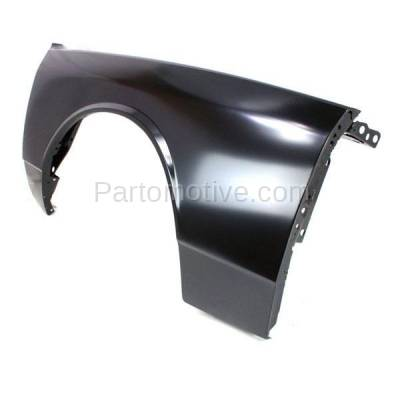 Aftermarket Replacement - FDR-1130R 1980-1990 Chevrolet Caprice/Impala & Pontiac Parisienne/Safari (Sedan & Wagon) Front Fender Quarter Panel Right Passenger Side - Image 2
