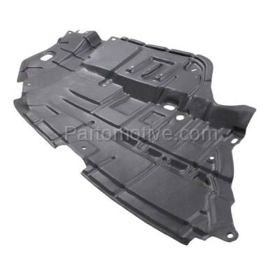 Aftermarket Replacement - ESS-1606L 12-14 Camry Front Engine Splash Shield Under Cover Guard Driver Side 5144206140 - Image 2