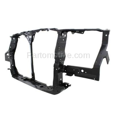 Aftermarket Replacement - RSP-1377 2003-2004 Honda Pilot (EX, LX) Sport Utility 4-Door (3.5 Liter V6 Engine) Front Center Radiator Support Core Assembly Primed Steel - Image 2