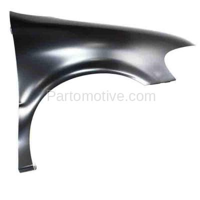Aftermarket Replacement - FDR-1795R 1997-2005 Chevrolet Venture & Pontiac Montana, Trans Sport & Oldsmobile Silhouette (3.4L 3.5L) Front Fender Primed Steel Right Passenger Side - Image 1