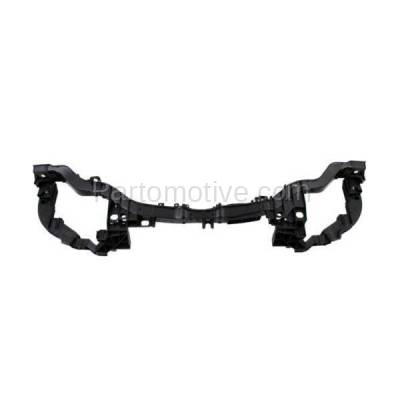 Aftermarket Replacement - RSP-1148 2013-2018 Ford C-Max & Escape Front Radiator Support Assembly Upper Crossmember Tie Bar Panel Primed Made of Plastic & Steel - Image 2