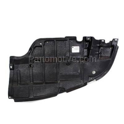 Aftermarket Replacement - ESS-1408L 07-12 ES350 Engine Splash Shield Under Cover LH Driver Side LX1228106 5144233120 - Image 1