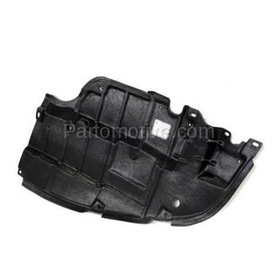 Aftermarket Replacement - ESS-1408L 07-12 ES350 Engine Splash Shield Under Cover LH Driver Side LX1228106 5144233120 - Image 2