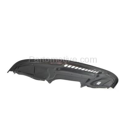 Aftermarket Replacement - ESS-1435 03-06 S-Class Front Engine Splash Shield Under Cover Guard MB1228110 2205245330 - Image 3