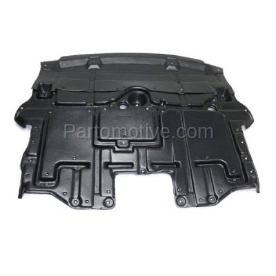 Aftermarket Replacement - ESS-1378 09-10 IS-250/350 RWD Front Engine Splash Shield Under Cover LX1228141 5141053091 - Image 2