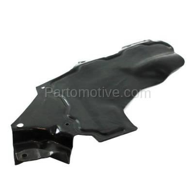Aftermarket Replacement - ESS-1528L Front Engine Splash Shield Under Cover Fits 07-12 Sentra Driver Side 64839ET000 - Image 2