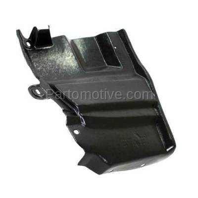 Aftermarket Replacement - ESS-1526R Engine Splash Shield Under Cover Undercar For 07-12 Altima Right Side 64838JA00A - Image 2