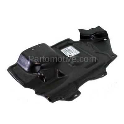 Aftermarket Replacement - ESS-1528R Front Engine Splash Shield Under Cover Fits 07-12 Sentra Right Side 64838ET000 - Image 2