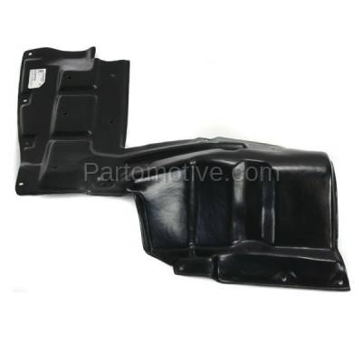Aftermarket Replacement - ESS-1576R 00-05 Celica Front Engine Splash Shield Under Cover Guard Right Side TO1228133 - Image 1