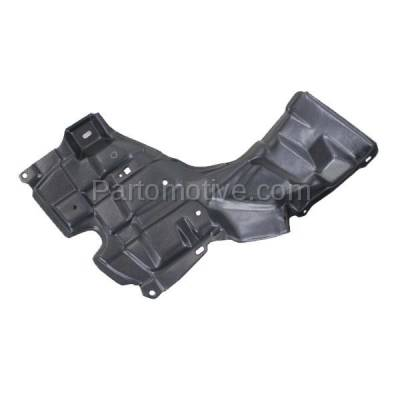 Aftermarket Replacement - ESS-1607R 09-14 xD Front Engine Splash Shield Under Cover Right Side TO1228175 5144152180 - Image 2