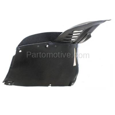 Aftermarket Replacement - ESS-1081L 97-00 5-Series Engine Splash Shield Under Cover Lower LH Driver Side 51718159425 - Image 3