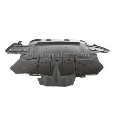 Aftermarket Replacement - ESS-1201 08-14 CTS AWD Front Engine Splash Shield Under Cover Undercar GM1228136 15835283 - Image 2