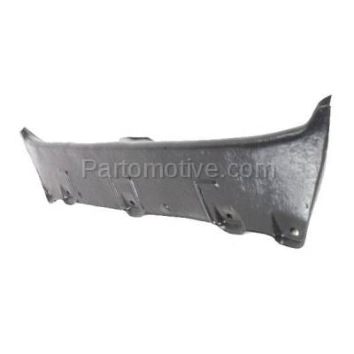 Aftermarket Replacement - ESS-1584 92-96 Camry Front Outer Engine Splash Shield Under Cover TO1228119 5144333010 - Image 1