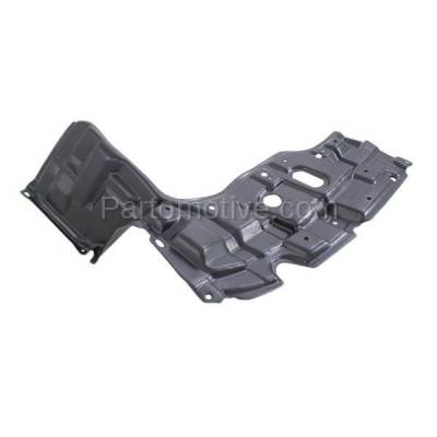 Aftermarket Replacement - ESS-1607L 09-14 xD Front Engine Splash Shield Under Cover Driver Side TO1228176 5144252090 - Image 2