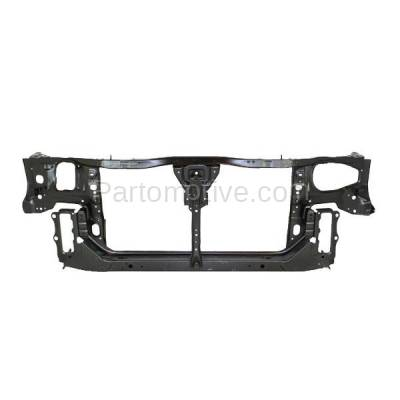 Aftermarket Replacement - RSP-1598 1998-1999 Nissan Altima (GLE, GXE, SE, XE) Sedan 4-Door (2.4 Liter Engine) Front Radiator Support Core Assembly Primed Steel - Image 1
