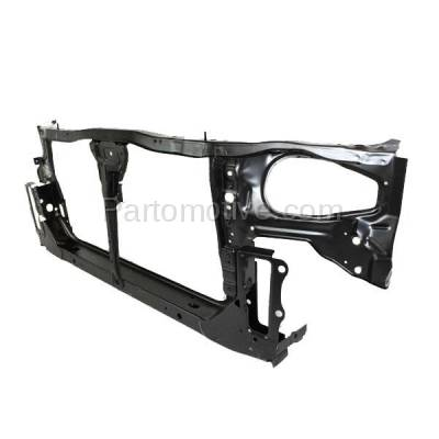 Aftermarket Replacement - RSP-1598 1998-1999 Nissan Altima (GLE, GXE, SE, XE) Sedan 4-Door (2.4 Liter Engine) Front Radiator Support Core Assembly Primed Steel - Image 3