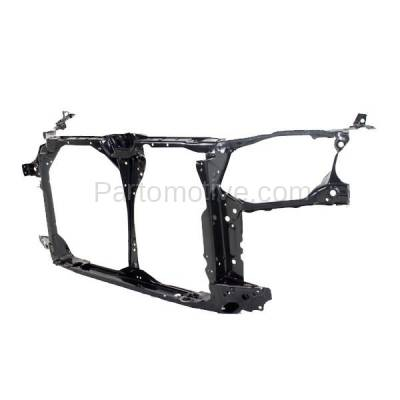 Aftermarket Replacement - RSP-1356 2002-2003 Honda Civic (Si, SiR) Hatchback 2-Door (2.0 Liter 4Cyl Engine 2.0L) Front Center Radiator Support Core Assembly Primed Made of Steel - Image 2