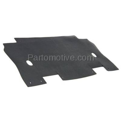 Aftermarket Replacement - ESS-1157 04-06 F150 Pickup Truck Engine Splash Shield Under Cover/Air Deflector FO1225188 - Image 2