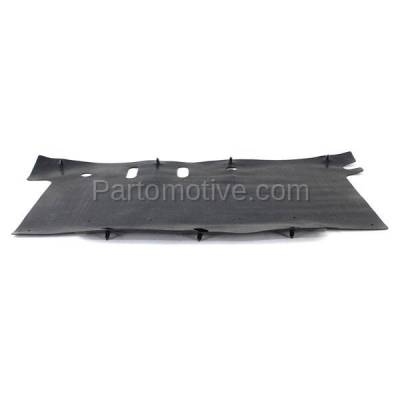 Aftermarket Replacement - ESS-1124 11-14 F150 Pickup Truck Front Lower Engine Splash Shield Under Cover BL3Z8327A - Image 2