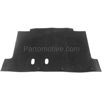 Aftermarket Replacement - ESS-1125 09-10 F150 Pickup Engine Splash Shield Under Cover Lower Air Deflector FO1218115 - Image 1