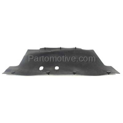 Aftermarket Replacement - ESS-1125 09-10 F150 Pickup Engine Splash Shield Under Cover Lower Air Deflector FO1218115 - Image 2