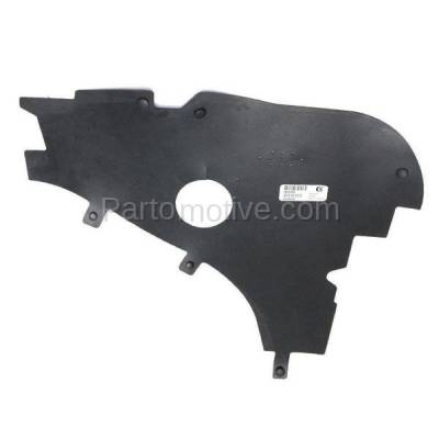 Aftermarket Replacement - ESS-1127L 09-14 F150 Pickup Truck Engine Splash Shield Under Cover Driver Side FO1228129 - Image 2