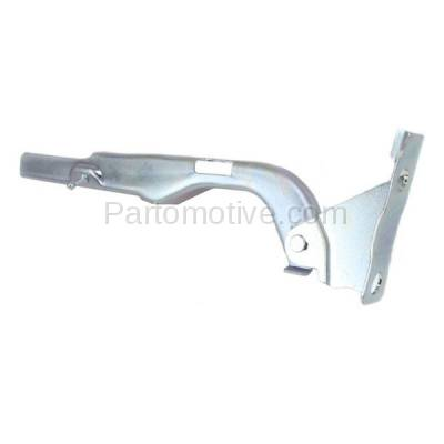 Aftermarket Replacement - HDH-1031R 2004-2008 Ford F-150 Pickup Truck & 2006-2008 Lincoln Mark LT Front Hood Hinge Bracket Made of Steel Right Passenger Side - Image 2