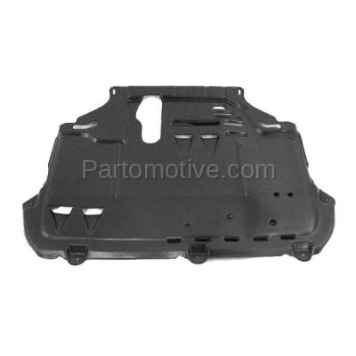 Aftermarket Replacement - ESS-1642 05-10 S40 & V50 Front Engine Splash Shield Under Cover Guard VO1228105 307938720 - Image 3