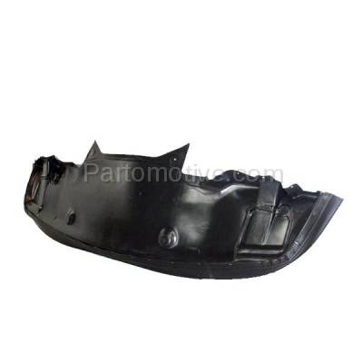 Aftermarket Replacement - ESS-1474 00-03 E-Class AWD Front Engine Splash Shield Under Cover MB1228119 2105200922 - Image 2