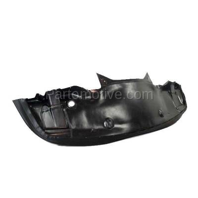 Aftermarket Replacement - ESS-1474 00-03 E-Class AWD Front Engine Splash Shield Under Cover MB1228119 2105200922 - Image 3