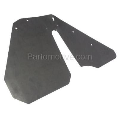 Aftermarket Replacement - ESS-1145L 01-02 Crown Vic Engine Splash Shield Under Cover LH Left Driver Side 1W7Z16240AA - Image 2