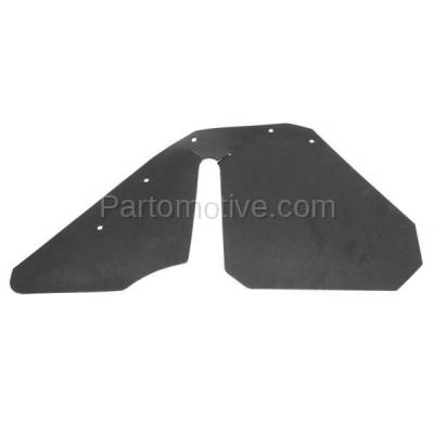 Aftermarket Replacement - ESS-1145L 01-02 Crown Vic Engine Splash Shield Under Cover LH Left Driver Side 1W7Z16240AA - Image 3